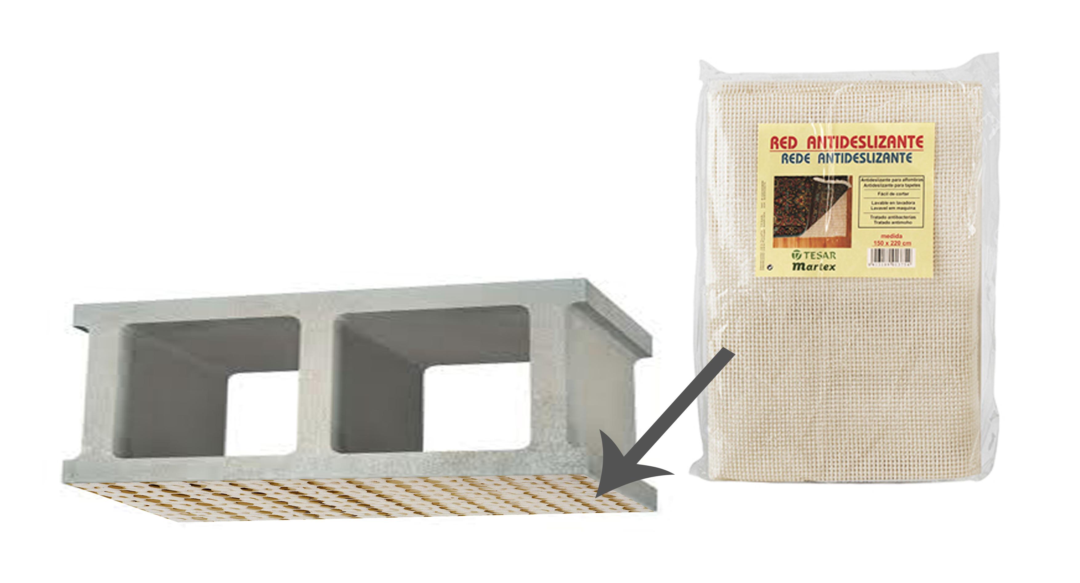Muebles con bloques de hormig n for Construir muro de bloques
